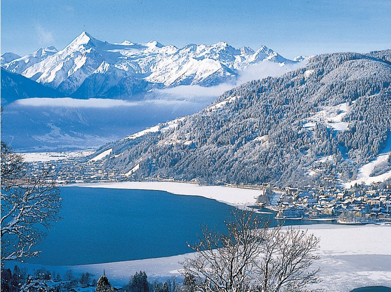 Wintersport in Zell am See
